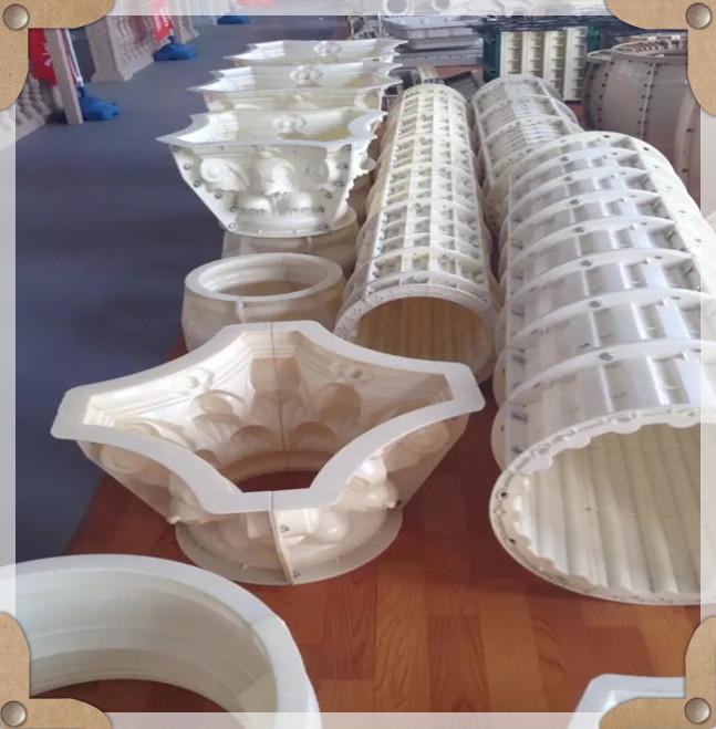 moldes de silicona para cemento