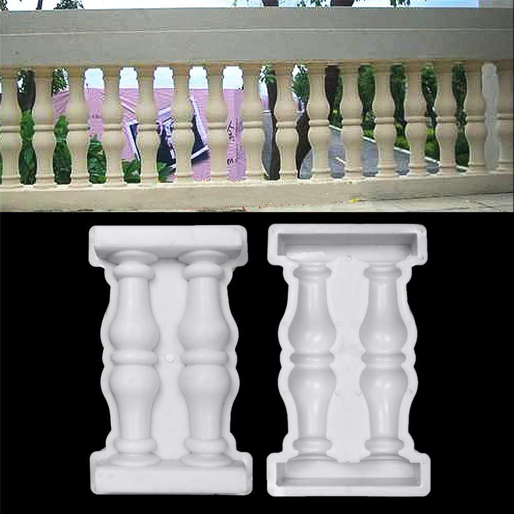 moldes para figuras de cemento, silicona