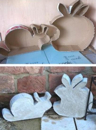 ¿Como hacer moldes caseros de yeso para esculturas o figuras?