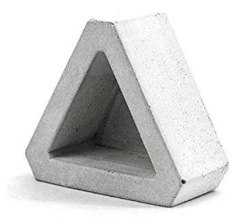 ¿ como hacer figuras de cemento para jardin ?